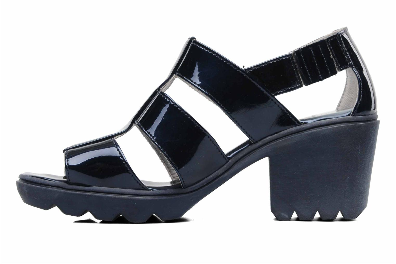 Sandali e scarpe aperte Swear Jane 4 Azzurro immagine frontale