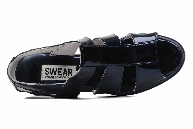 Sandali e scarpe aperte Swear Jane 4 Azzurro immagine sinistra