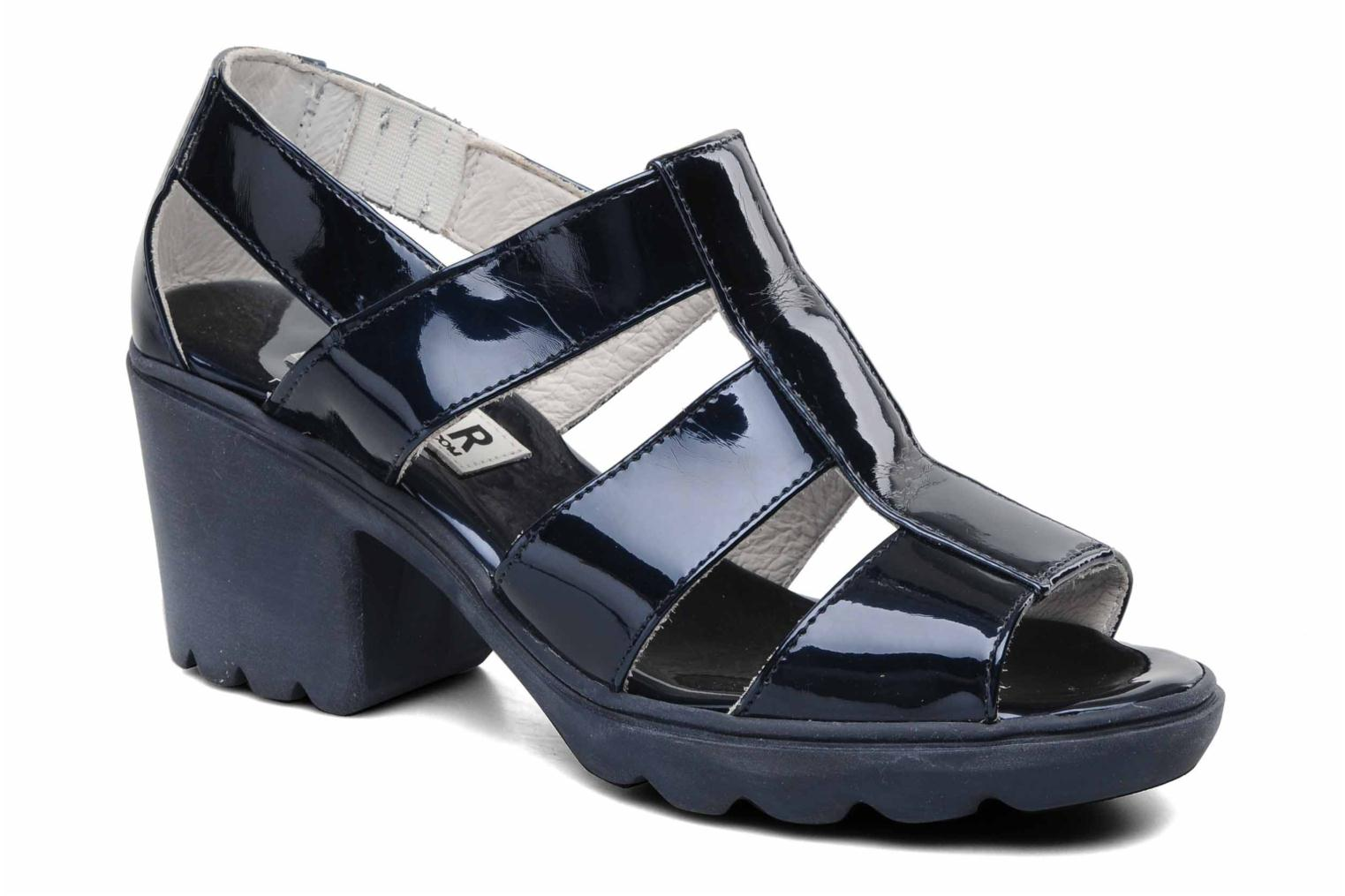 Jane 4 Navy Metallic