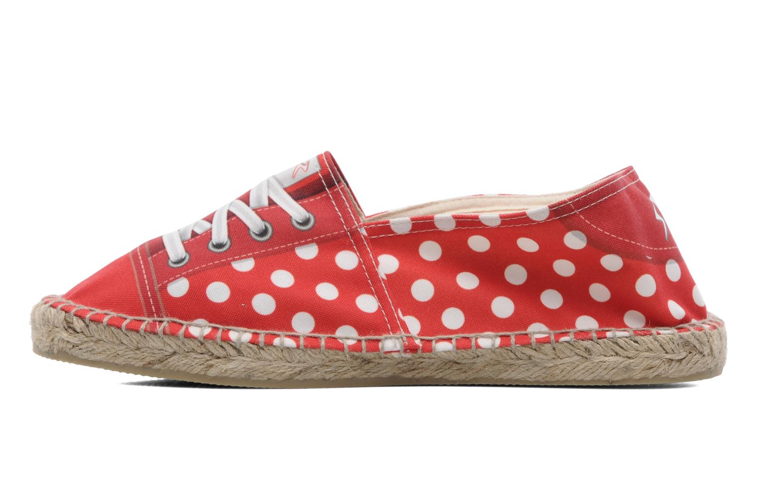 Espadrilles String Republic Lisa W Red front view