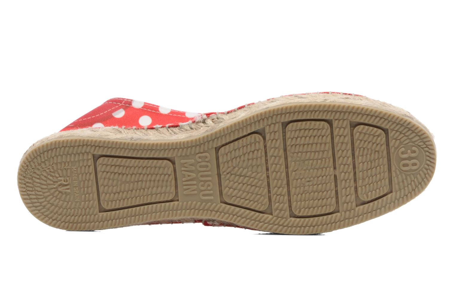 Espadrilles String Republic Lisa W Rood boven