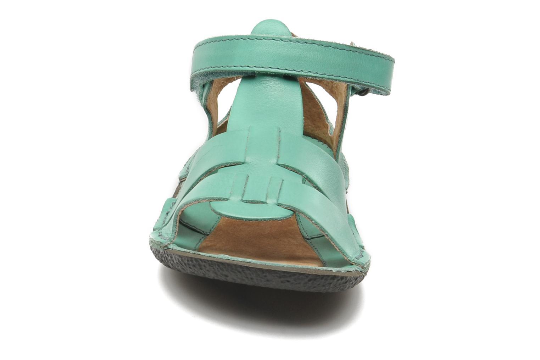 Sandalen Kickers Pipo Groen model