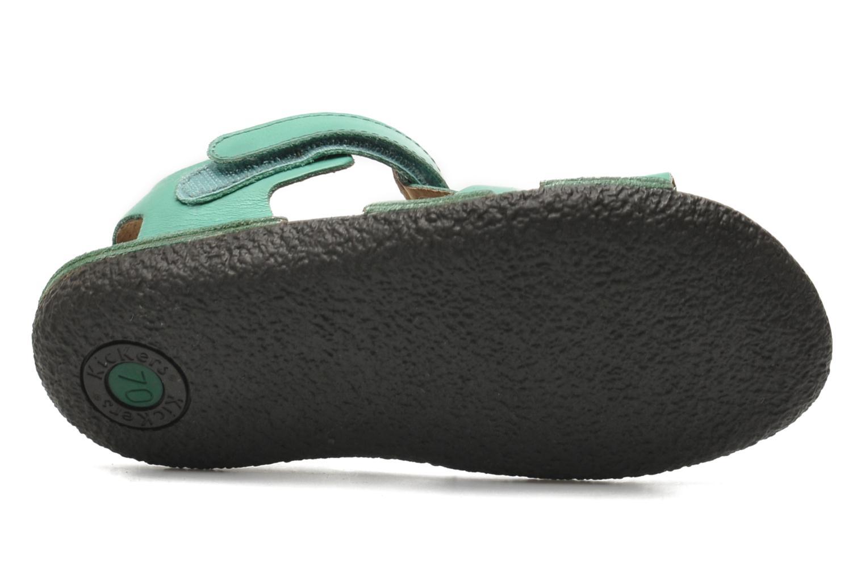 Sandalen Kickers Pipo Groen boven