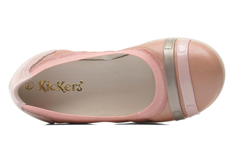Ballerina's Kickers Amberi Roze links