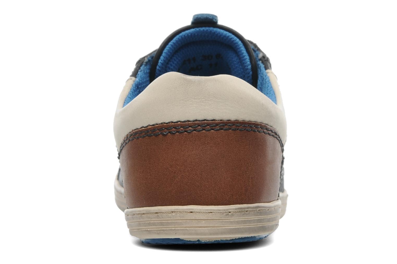 Sneakers Kickers Ambassy E Zwart rechts