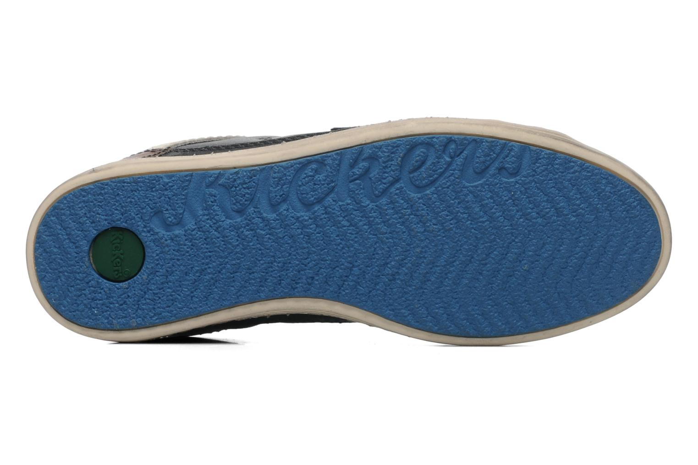 Sneakers Kickers Ambassy E Zwart boven