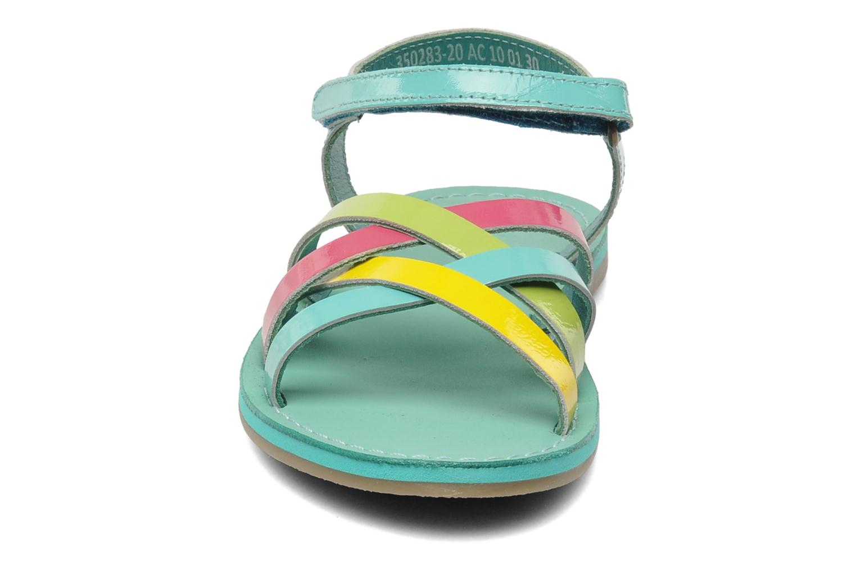 Sandalen Kickers Parallelo Blauw model