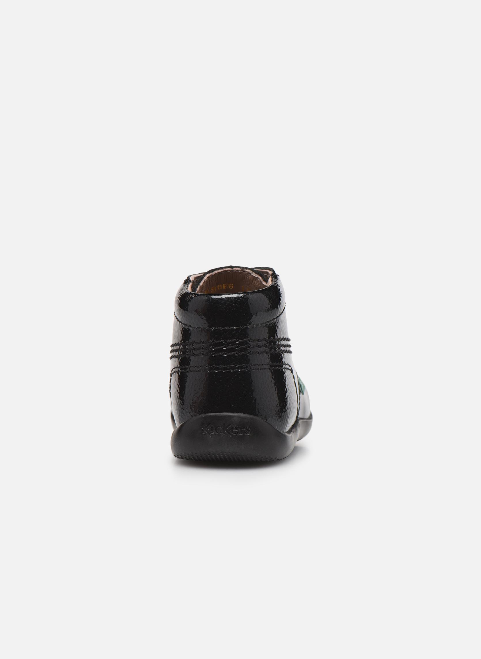 Stiefeletten & Boots Kickers Billista schwarz ansicht von rechts