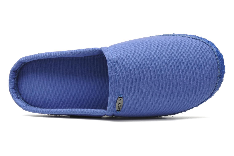 Pantoffels Giesswein Villach W Blauw links
