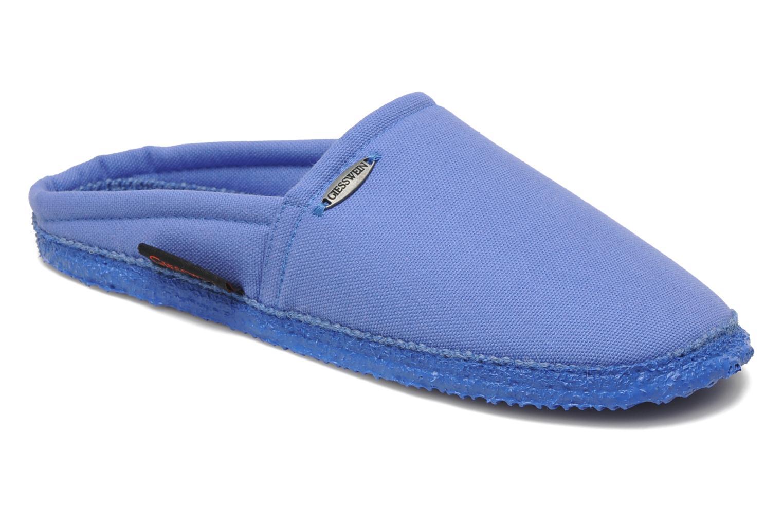 Pantoffels Giesswein Villach W Blauw detail