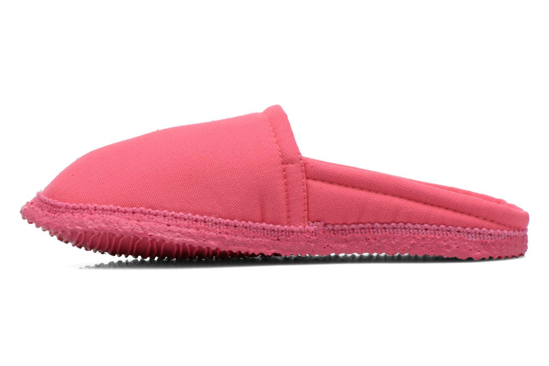 Pantoffels Giesswein Villach W Roze voorkant