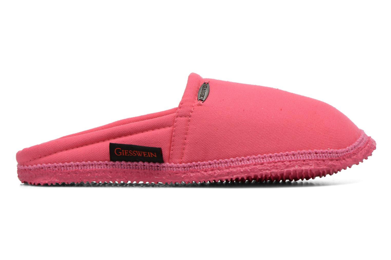Pantoffels Giesswein Villach W Roze achterkant