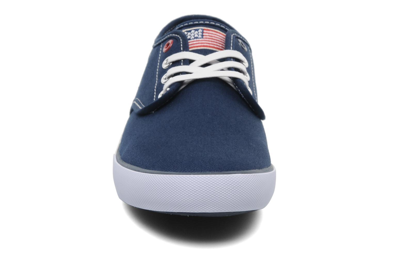 Sneakers U.S Polo Assn. Hugh Blauw model