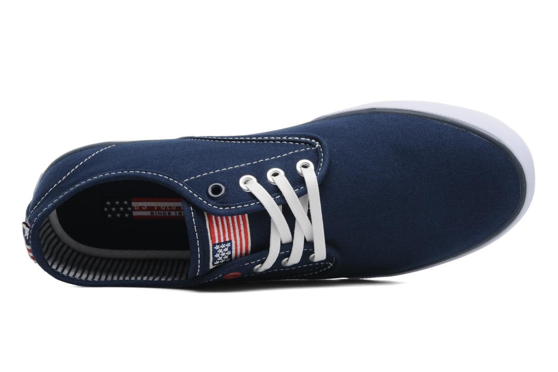 Sneakers U.S Polo Assn. Hugh Blauw links