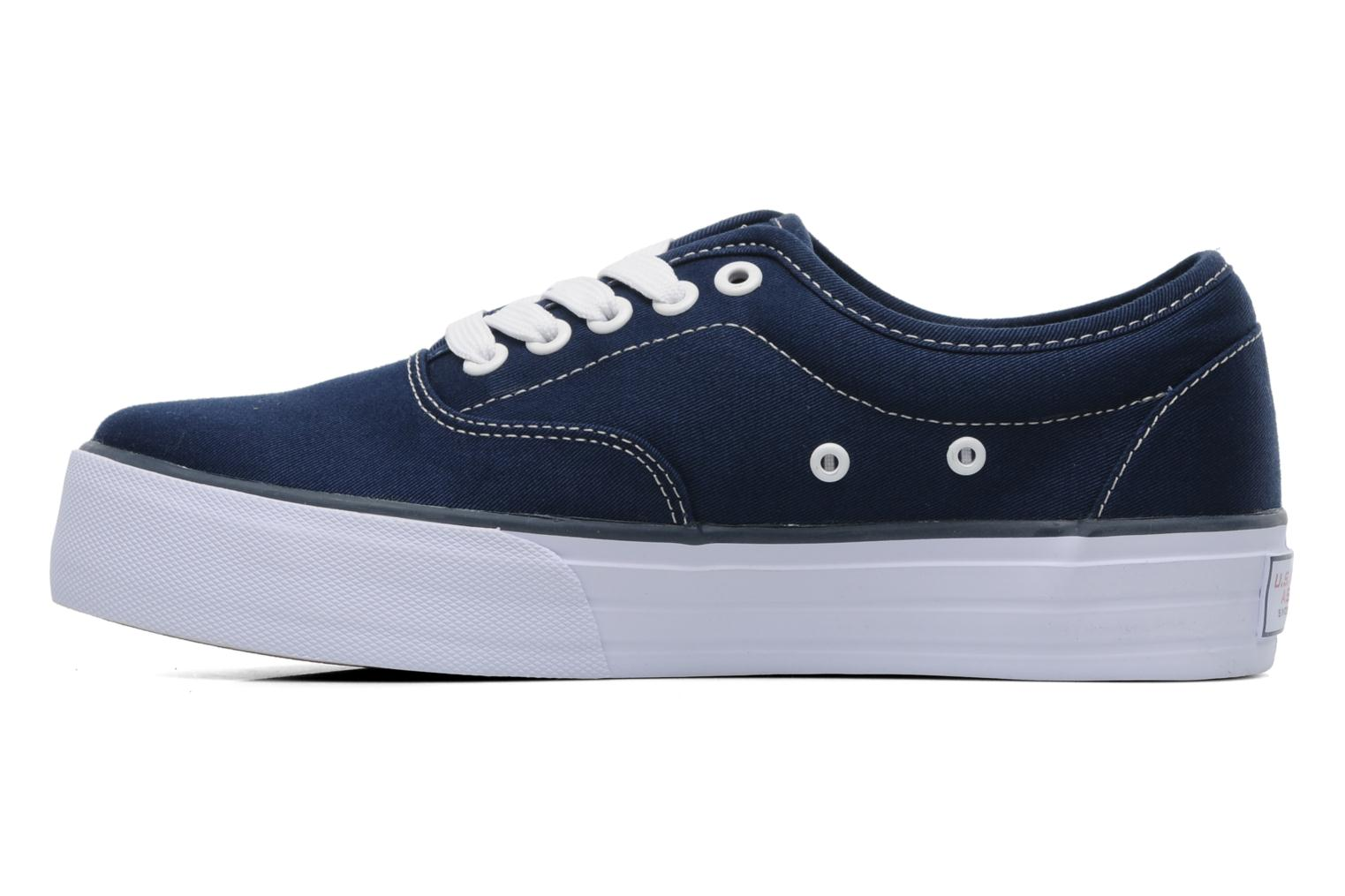 Sneakers U.S Polo Assn. Gill Blauw voorkant