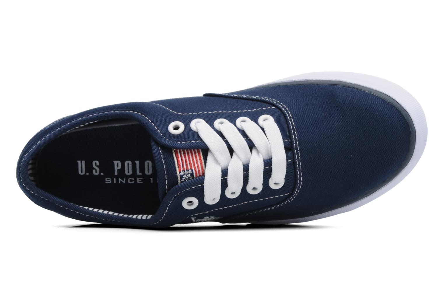 Sneakers U.S Polo Assn. Gill Blauw links