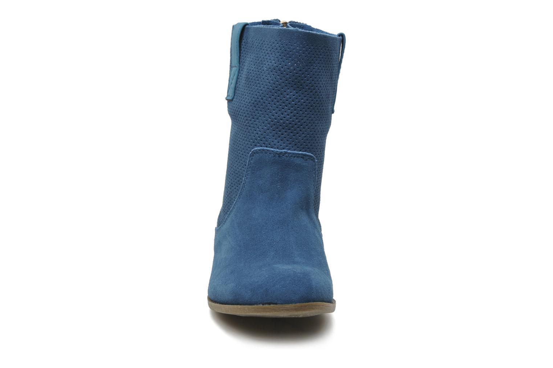 Boots en enkellaarsjes Xti Alexa Blauw model