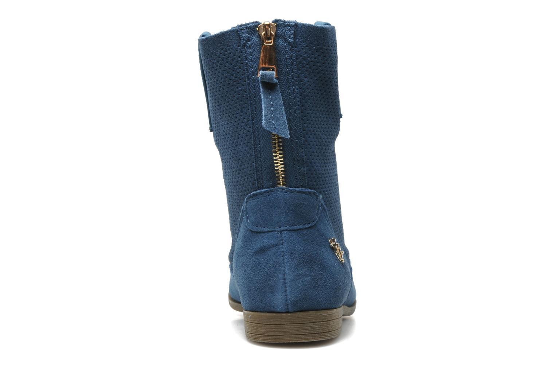 Boots en enkellaarsjes Xti Alexa Blauw rechts