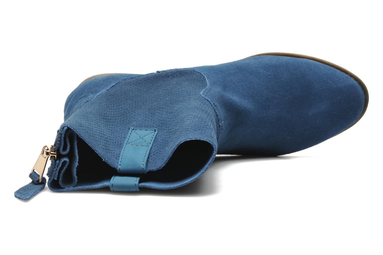 Boots en enkellaarsjes Xti Alexa Blauw links
