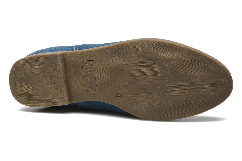 Boots en enkellaarsjes Xti Alexa Blauw boven