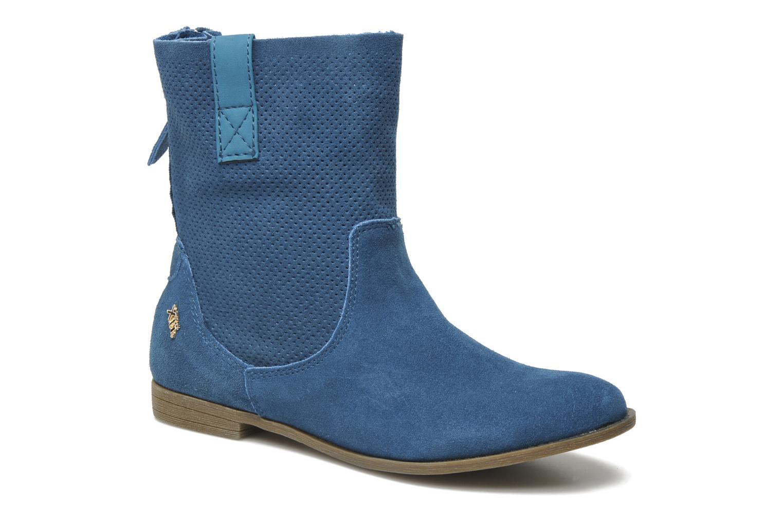 Boots en enkellaarsjes Xti Alexa Blauw detail