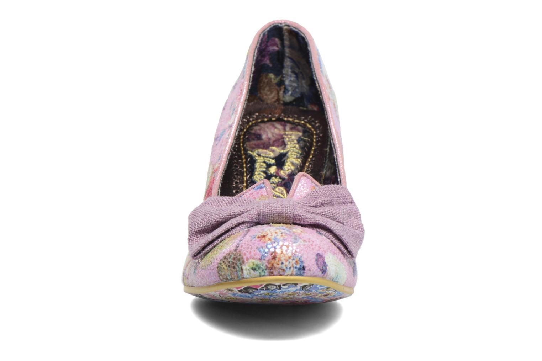 Escarpins Irregular Choice Dazzle Razzle Multicolore vue portées chaussures
