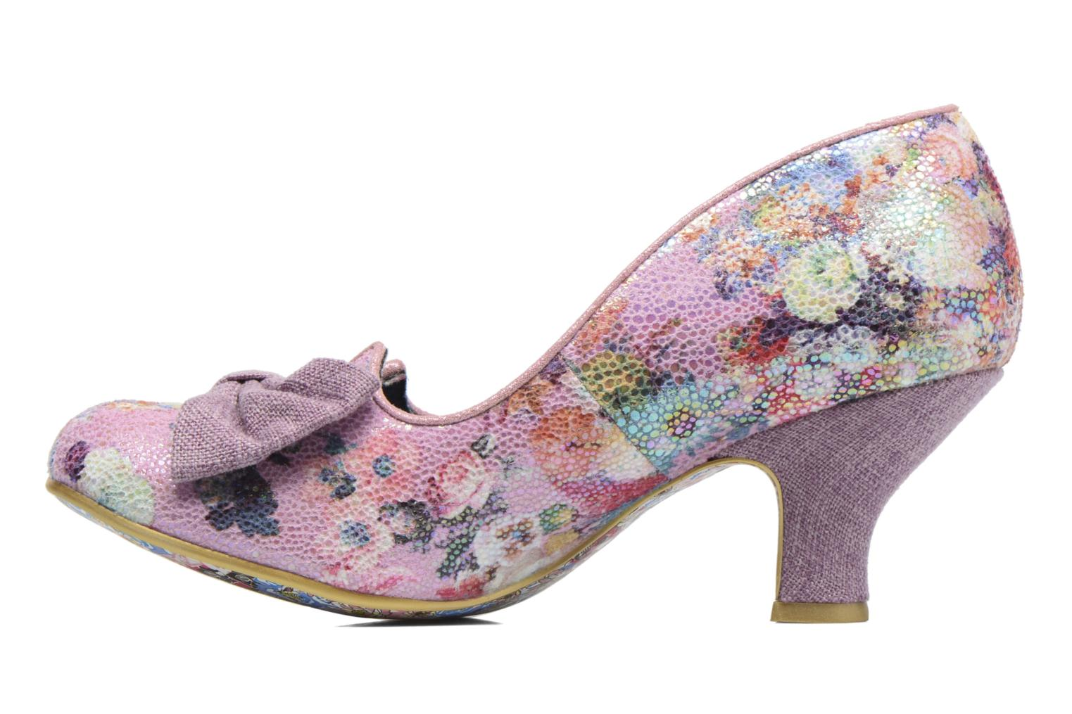 Escarpins Irregular Choice Dazzle Razzle Multicolore vue face