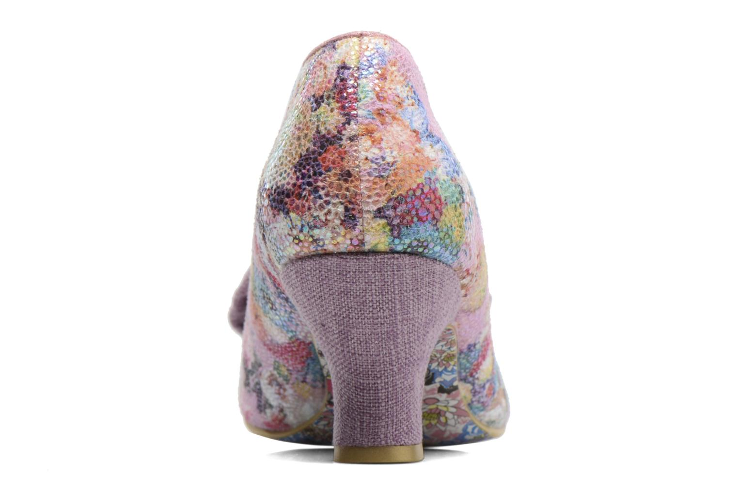 Escarpins Irregular Choice Dazzle Razzle Multicolore vue droite