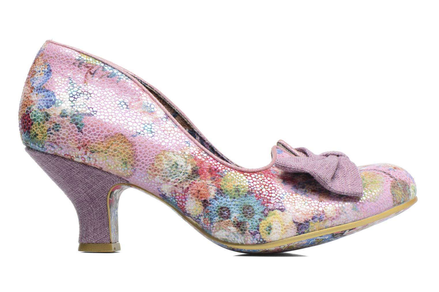 Zapatos de tacón Irregular choice Dazzle Razzle Multicolor vistra trasera