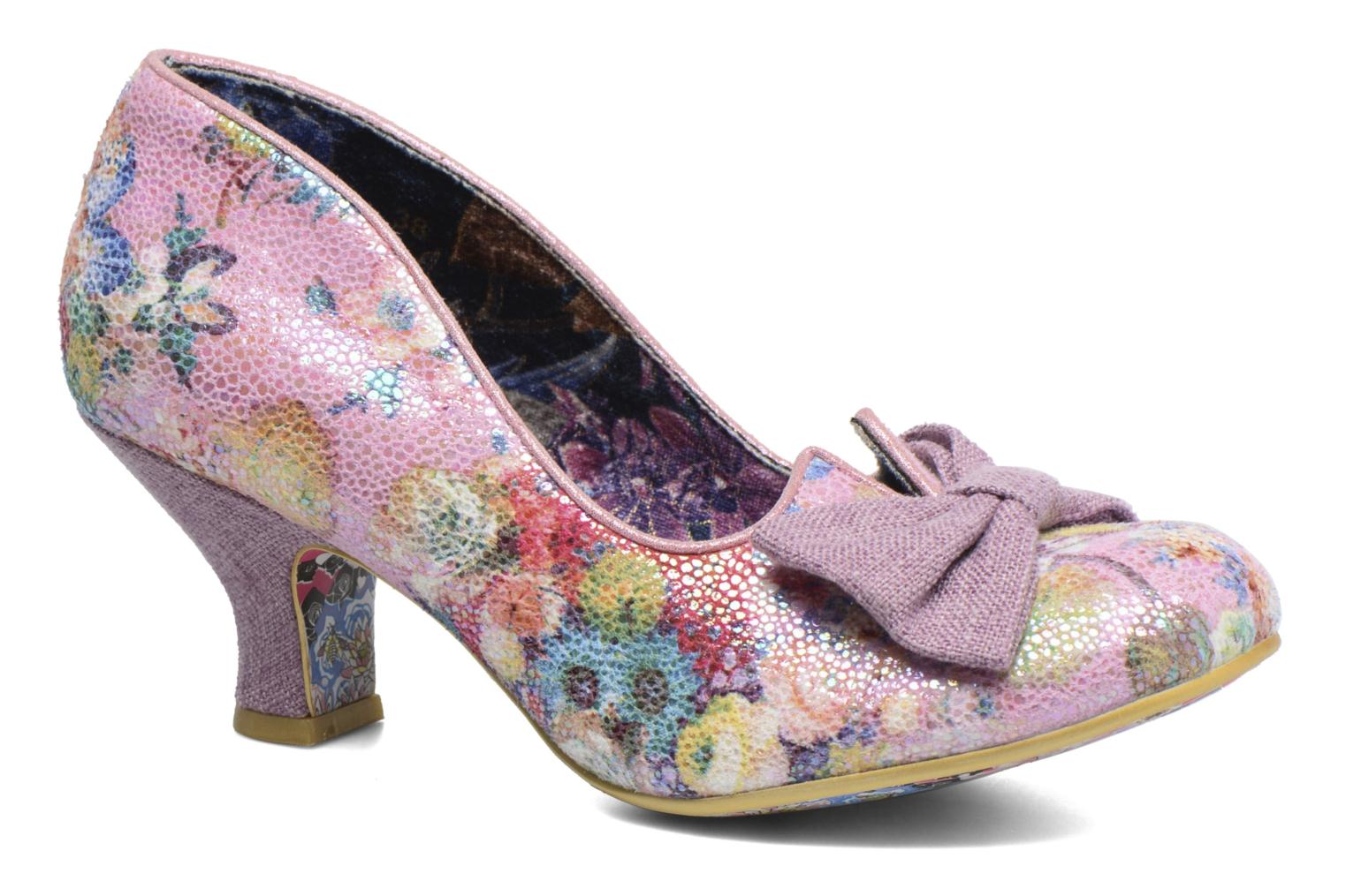 Escarpins Irregular Choice Dazzle Razzle Multicolore vue détail/paire