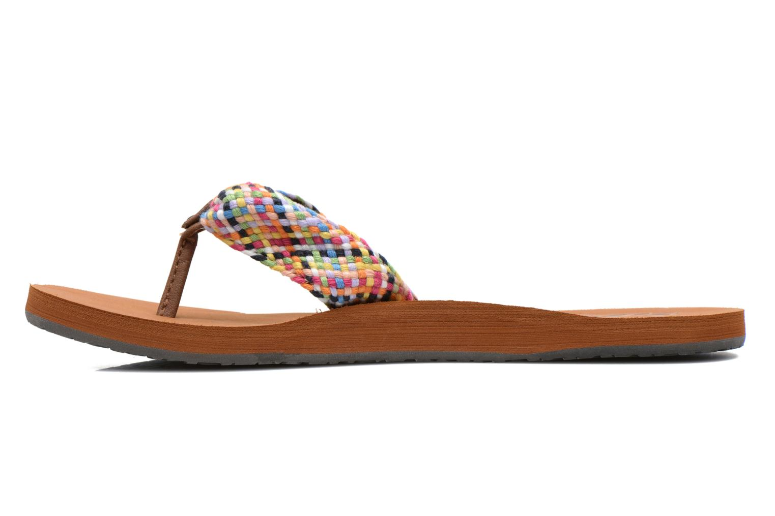 Slippers Reef Mallory Scrunch Multicolor voorkant