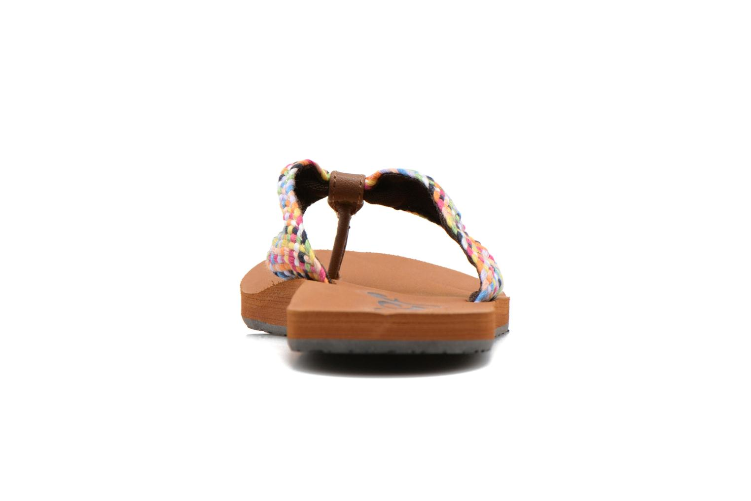 Slippers Reef Mallory Scrunch Multicolor rechts