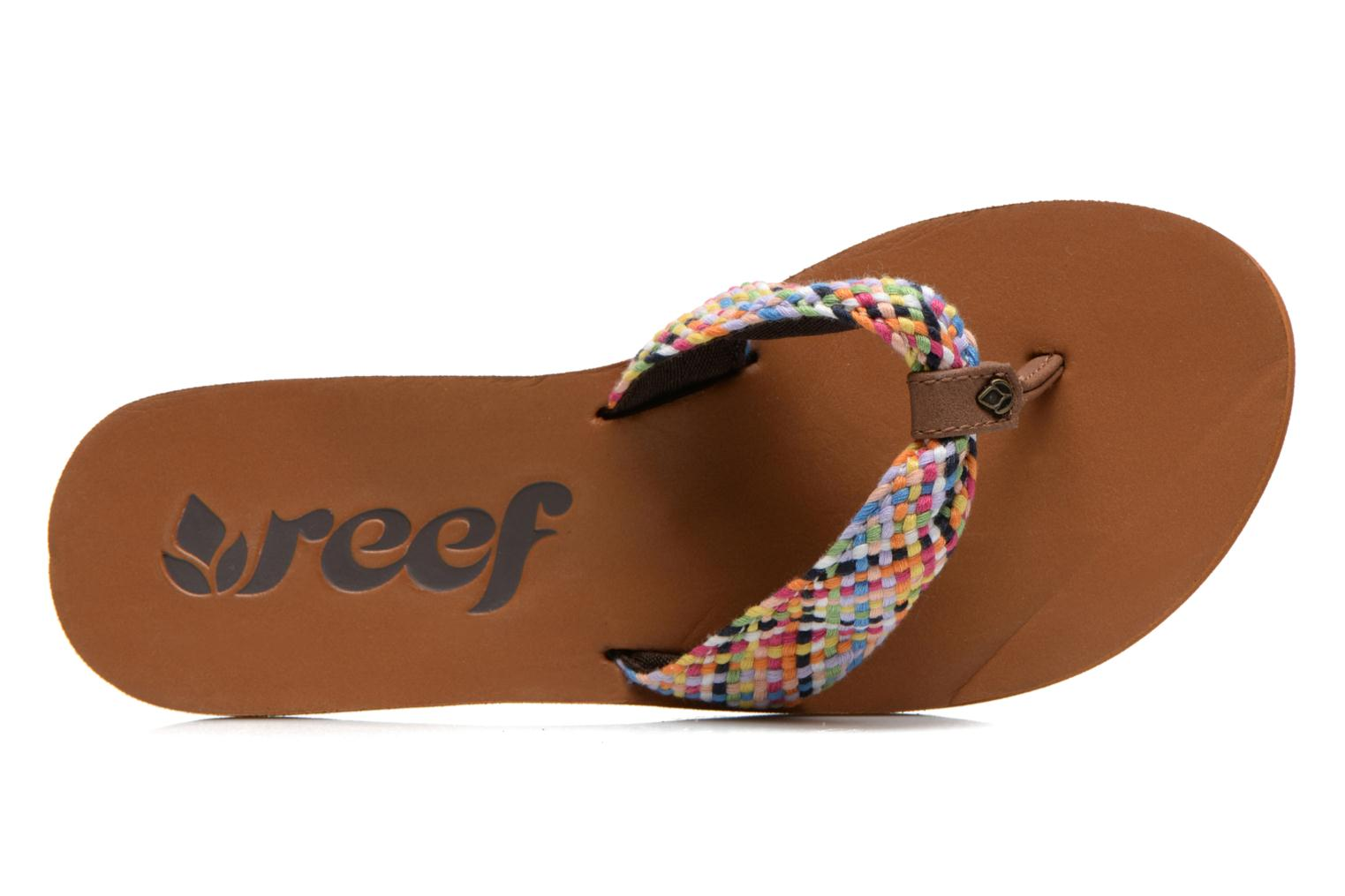 Slippers Reef Mallory Scrunch Multicolor links