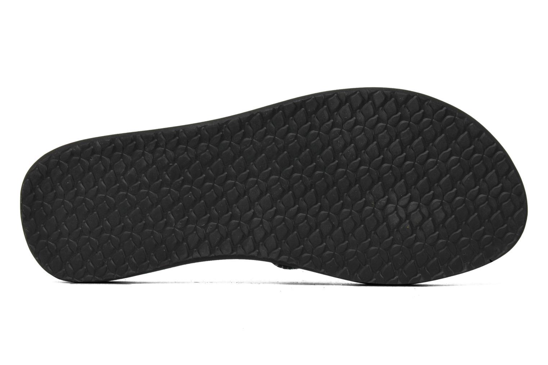 Slippers Reef Star Cushion Sassy Zwart boven