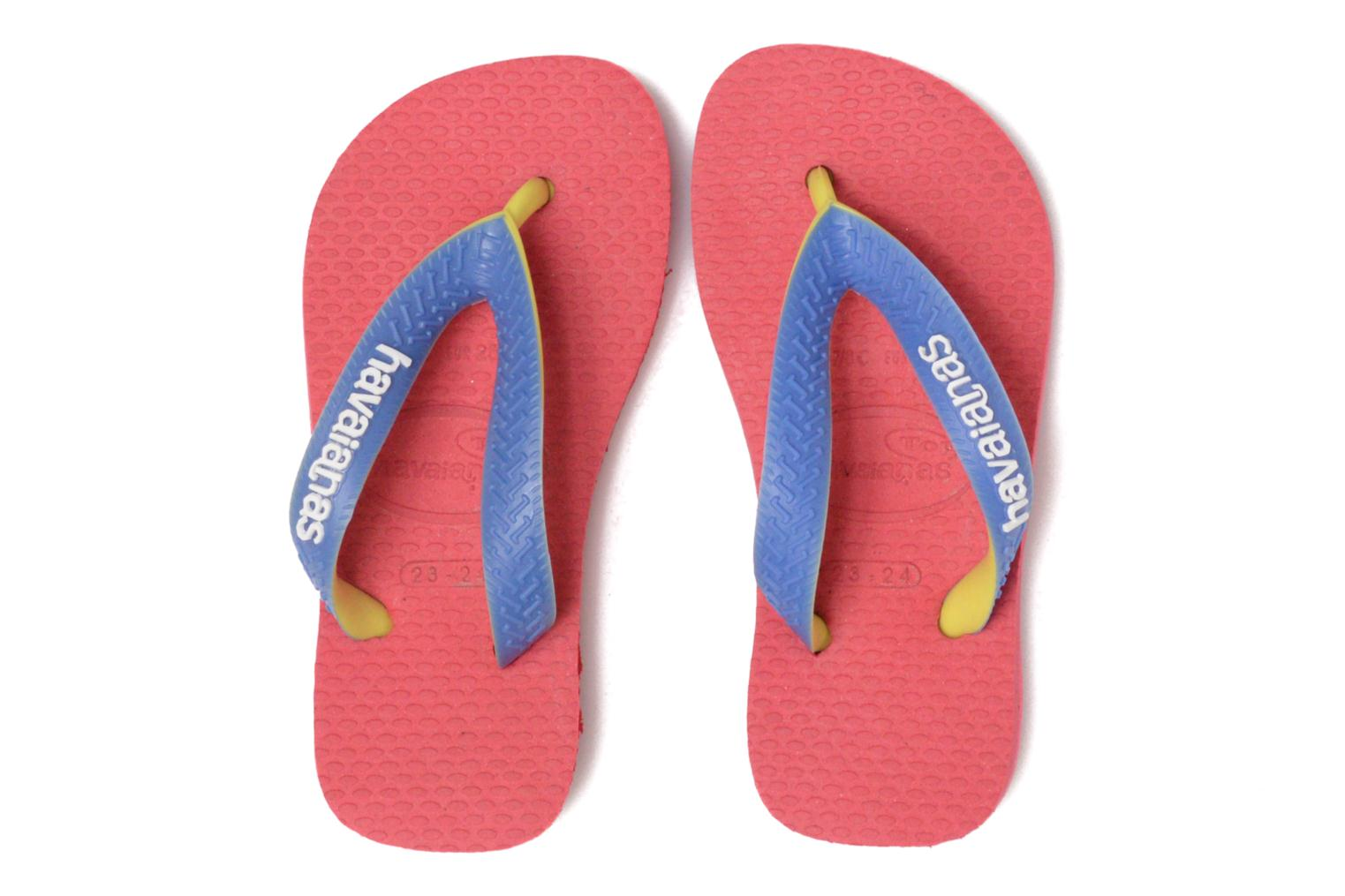 Chanclas Havaianas Top Mix Rosa vista 3/4