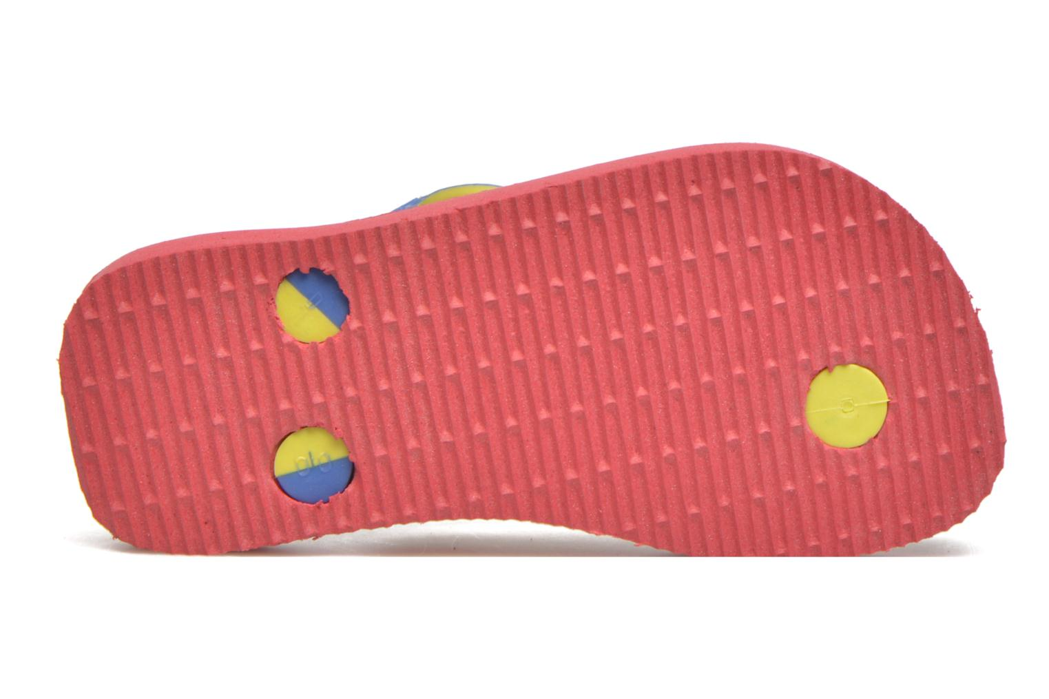 Chanclas Havaianas Top Mix Rosa vista de arriba