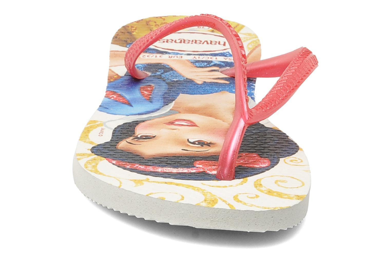 Flip flops Havaianas Slim Princess Pink model view