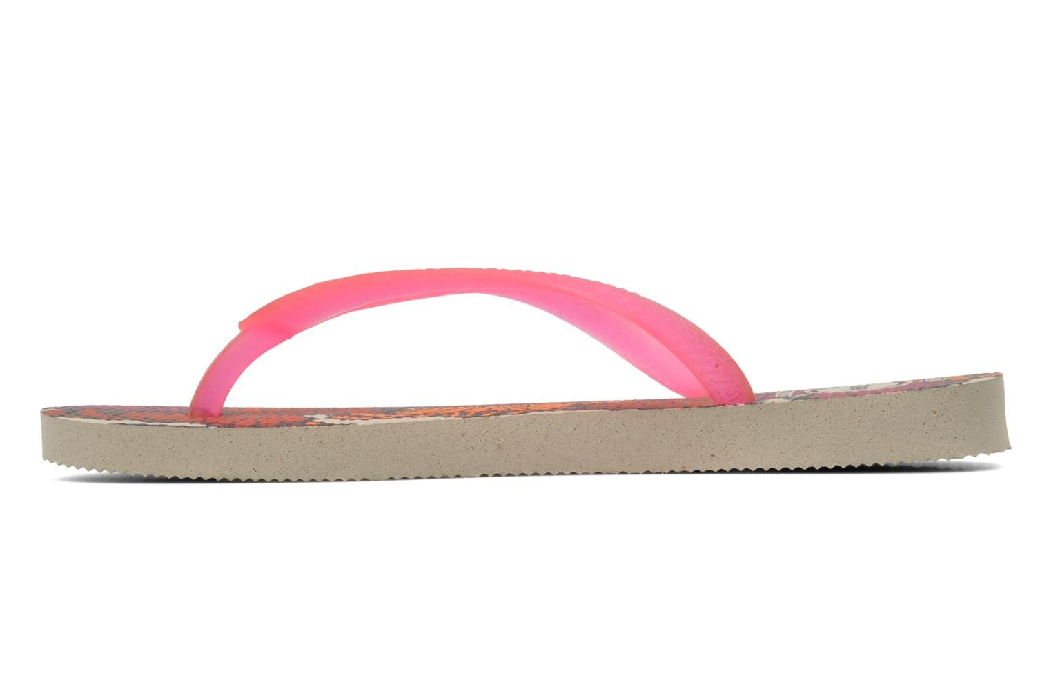 Tongs Havaianas Kids Slim Fashion Multicolore vue face