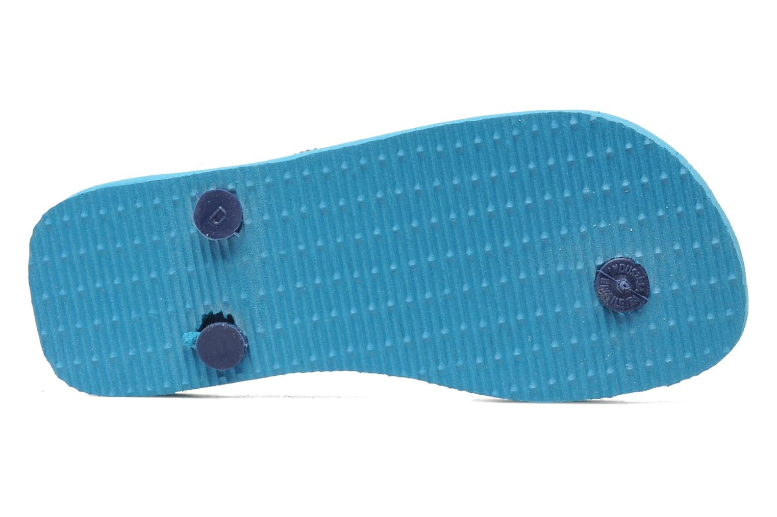 Flip flops Havaianas Kids Monster Blue view from above