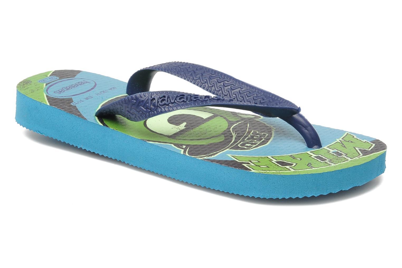 Flip flops Havaianas Kids Monster Blue detailed view/ Pair view