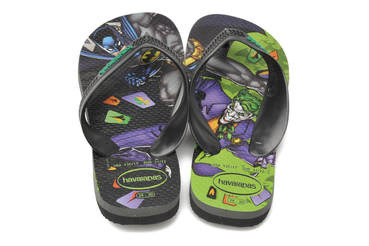 Kids Max Heroes Grey Black