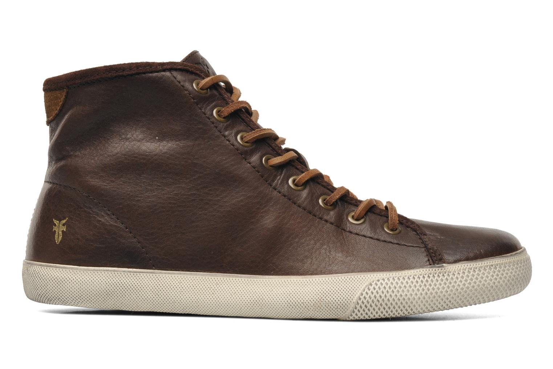 Sneakers Frye Chambers High Bruin achterkant