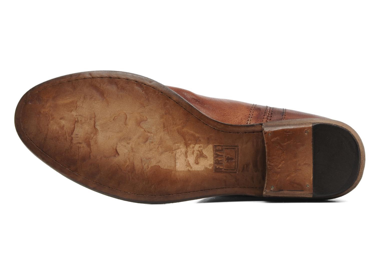 Stiefeletten & Boots Frye Carson Tab short braun ansicht von oben