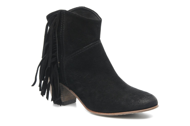 Boots en enkellaarsjes Catarina Martins Capri LE2147 Zwart detail