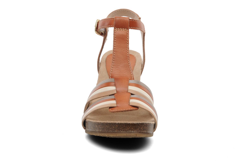 Sandales et nu-pieds Pikolinos BENISSA 868-7307 Multicolore vue portées chaussures