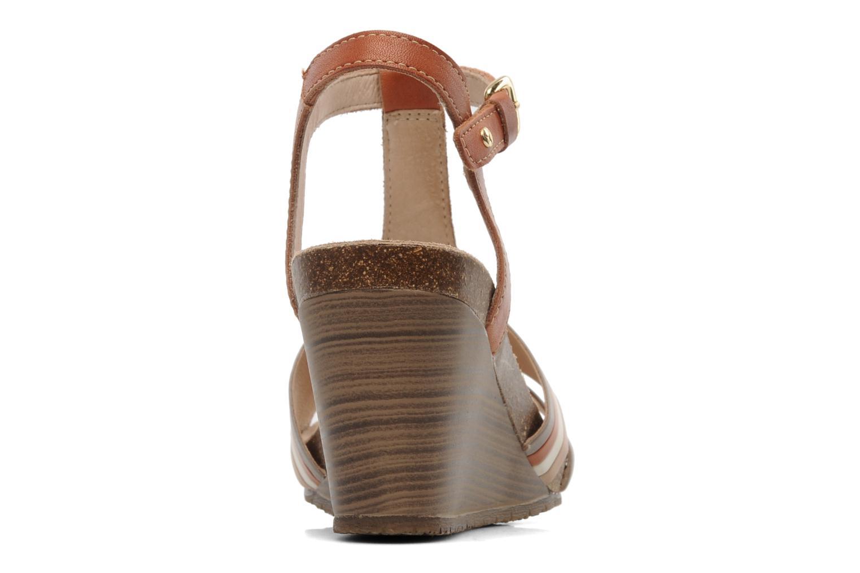 Sandales et nu-pieds Pikolinos BENISSA 868-7307 Multicolore vue droite