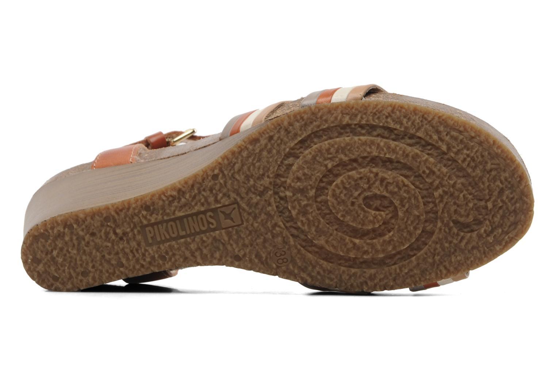 Sandales et nu-pieds Pikolinos BENISSA 868-7307 Multicolore vue haut