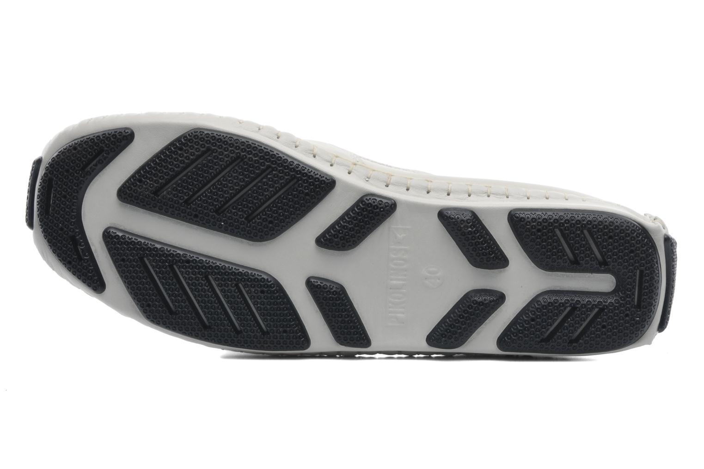 Loafers Pikolinos Jerez 09Z-5511 Vit bild från ovan