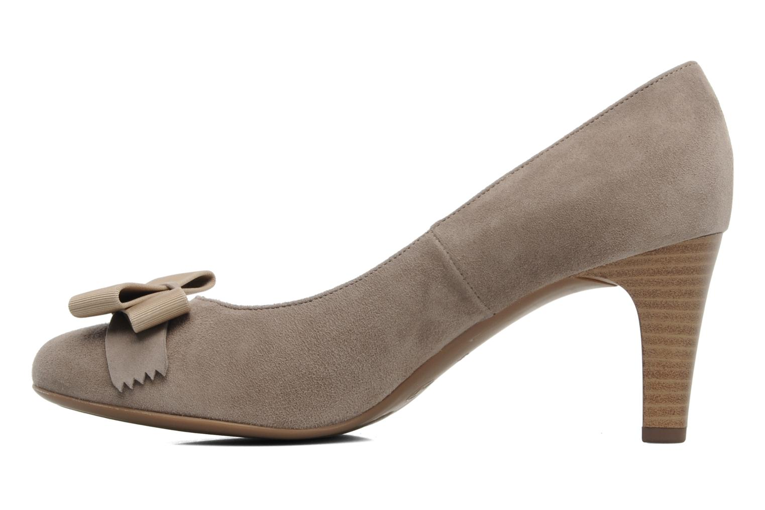 Hylia Taupe Suede