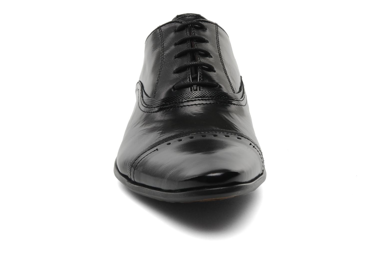 Zapatos con cordones Redskins Gosseti Negro vista del modelo